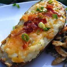 Ultimate Twice-Baked Potatoes - Allrecipes.com