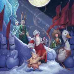 William Joyce The Guardians of Childhood
