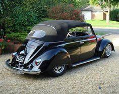 Volkswagen Beetle cabriolet - classic