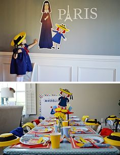 Great use of our birthdayexpress.com Madeline theme