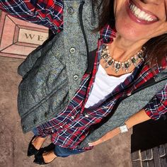 """""""It's Tuesday Day 17 of my #February #StyleChallenge: I've got a basic white tee for #ShannonSAStyleChallenge8 and my jean genes #StyleMeFeb dressed up…"""""""