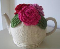 Summer Roses Tea Cosy