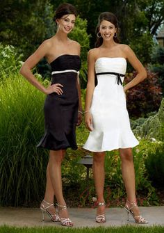 black and white summer dresses | Occasions Dresses