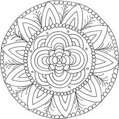 Klikněte pro zavření, kliněte a táhněte pro posunutí. Pro přechod mezi předchozím nebo následujícím obrázkem použijte šipky vpravo a vlevo. Doodle Coloring, Mandala Coloring Pages, Colouring Pages, Adult Coloring Pages, Coloring Sheets, Coloring Books, Mandala Print, Mandala Drawing, Drawing Stencils