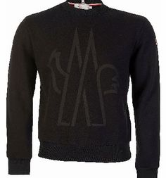 MONCLER Grenoble Enlarged Logo Sweatshirt Black Moncler Grenoble Enlarged Logo Sweatshirt Black designed with the signature sleeve badge logo with crew neck and ribbed cuffs with a enlarged Grenoble logo. Colour: Black Fabric: 100% Cotton Care: Han http://www.comparestoreprices.co.uk/designer-sweatshirts/moncler-grenoble-enlarged-logo-sweatshirt-black.asp