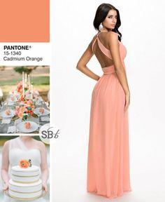 Pantone Fall 2015 Bridesmaid Dress Inspiration | SouthBound Bride