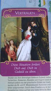 Mein Tagebuch: Tageskarten der Liebe für den 21.7.17