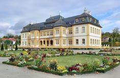 Veitshochheim Schloss - Wurzburg, Germany