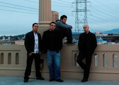 Los Angeles based Rock band Lost on the Blvd promo pic