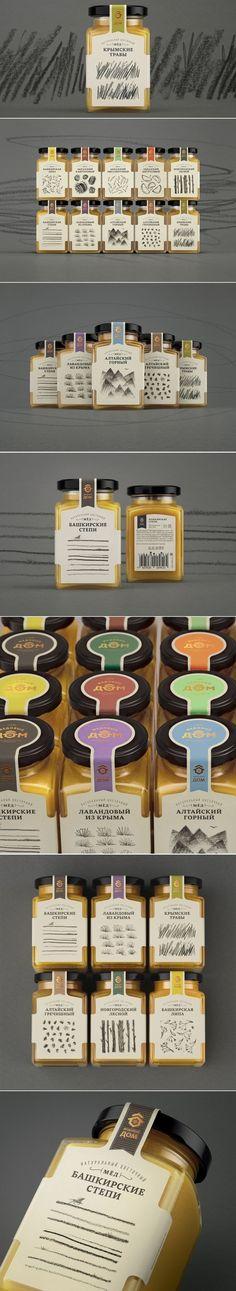 Illustrations of Good Taste — The Dieline   Packaging & Branding Design & Innovation News