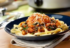 Campbell's Slow-Cooker Chickenwith White Beans & Spinach Recipe