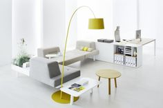 Twiggy Floor Lamp by Foscarini