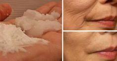 olio di cocco bicarbonato viso