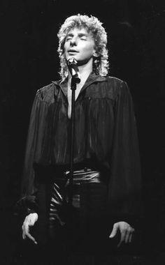 Barry Manilow Copacabana Tour 1985.