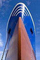 Bug eines Schiffes, Bug eines Schiffes, Reykjavik