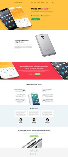 Mobile Repair Service Responsive Landing Page Template. Additional features, comprehensive documentation and stock photos are included.
