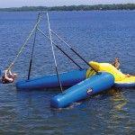 Floating Rope Swing
