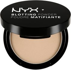 NYX Blotting Powder | This stuff is incredible.  Reduces shine instantly and lasts forever.