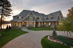 Victoria Residence traditional exterior