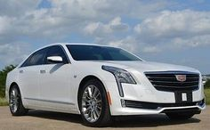 2017 Cadillac CT6 Luxury AWD 2017 CT6 Sedan Luxury AWD 4k Miles Rear Infotainment & Climate MSRP $67,125.00