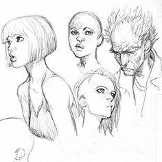 drawings, face sketch и art Drawing Skills, Figure Drawing, Drawing Sketches, Art Drawings, Portrait Sketches, Sketching, Character Drawing, Character Illustration, Illustration Art