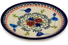 Polish Pottery Stoneware PLATE