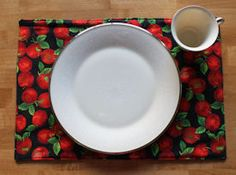 Easy Placemat Pattern