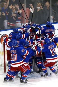 New York Rangers, 2014 Eastern Conference Champions