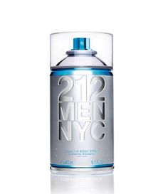 PERFUME 212 SEDUCTIVE BODY SPRAY MASCULINO EAU DE TOILETTE 250ML