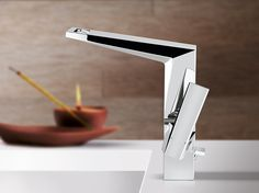GROHE Allure Brilliant Bathroom Faucet. #basin #mixer #chrome See more at http://www.grohe.com/us/5722/bathroom/bathroom-faucets/allure-brilliant/