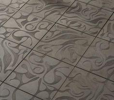 20 Bathroom Tiles You WILL Love: Concrete Floor Tile For Bathroom