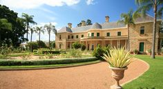 Take a trip out to Jimbour House while you are Toowoomba for the Carnival of Flowers
