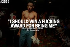 Tyler The Creator #quotes