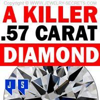 ►► A KILLER HALF CARAT DIAMOND ►► Jewelry Secrets