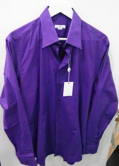 Camisa Bracaccio aubergine