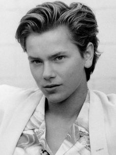 River Jude Phoenix..born Aug. 23, 1970..American Film Actor..died Oct. 31, 1993.
