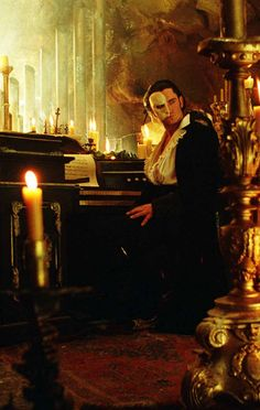 Phantom of the Operah | Gerard Butler
