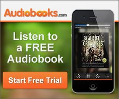 Giftcard for audio books. No time to read? Listen to your favorite book with a FREE 7-Day Trial of Audiobooks.com + FREE Book!