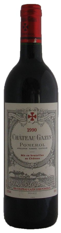 Chateau Gazin, Pomerol 1990 More