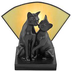 #artdeco #cat #sculpture