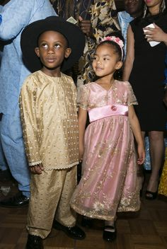African children's fashion & style