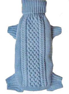 """6.2 * chandail tricoté avec des manches et sans manches. - Tricoter pour chiens et chats, pulls, cardigans, des couvertures pour les chiens, salopettes, chapeaux, chaussures pour chiens, télécharger gratuitement le livre Corinne Nisner """"tricoter pour animaux domestiques mods"""", needleworkdogss Jimdo-Page!                                                                                                                                                                                 Plus"""