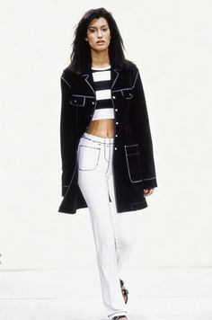 Perry Ellis Spring 1993 Ready-to-Wear Collection - Vogue