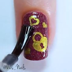 "Visit our web site for additional details on ""top nail art designs"". It is a superb location to learn more. Nail Art Hacks, Nail Art Diy, Cute Nail Art, Diy Nails, Cute Nails, Pretty Nails, New Nail Art Design, Design Art, Finger Nail Art"