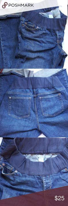 Joe's Maternity Distressed Skinny Jeans | Distressed skinny jeans ...