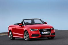 10 Beauty Audi A3 Cabriolet Front View Picture
