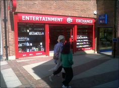 Photo of store front