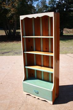 Country Classic...Gun cabinet turned book case