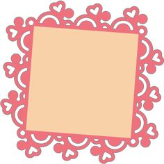 Free SVG File – Sure Cuts A Lot – 05.04.12 – Square Doily Frame
