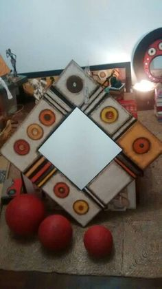 Pasta Piedra, Cabo, Ideas Para, Decoupage, Projects To Try, Pottery, Ceramics, Holiday Decor, Frame